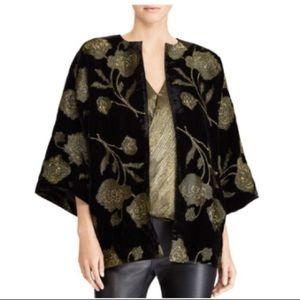 Ralph Lauren velvet Kimono jacket